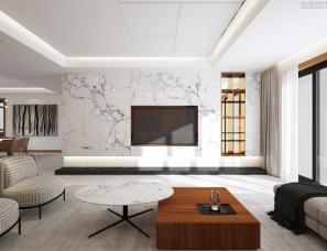 现代别墅室内设计方案