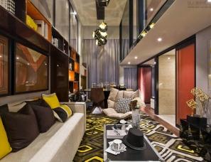 GBD杜文彪设计--北京万科城市之光样板房