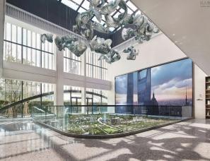 则灵艺术--绿地滇池国际健康城·城市展厅