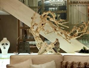 香港黄志达设计出品 细品醇静--福州北纬25N独栋别墅 2011