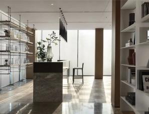 于强室内设计--嘉兴万科翡翠四季销售中心