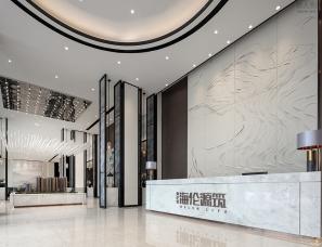 EHOO易虎设计--惠州海伦源筑销售中心