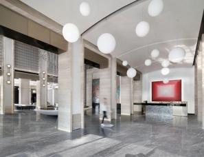 地点设计--武汉保利K8星耀艺术销售中心
