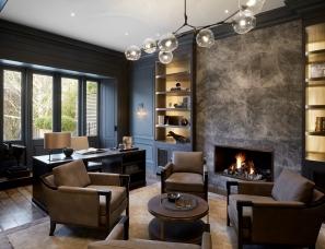 Laura Hammett设计--kensington-family-home