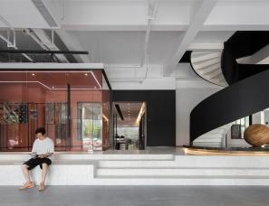 拓者空间设计--屹男中心YFAN办公室