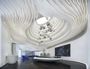 飞视设计--大发永康融悦湾展示中心
