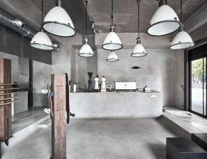伴境设计--鸭嘴兽咖啡厅