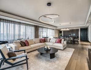 鸿艺源设计丨深圳新天鹅堡私宅设计:理想生活,丰盛人生