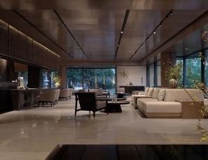 亚邑设计--扬州迎宾馆8号楼馥芳园