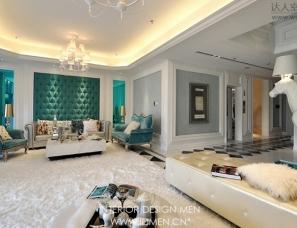 深圳矩阵纵横设计 海洋之心 大梅沙皇庭熙园別墅样板房