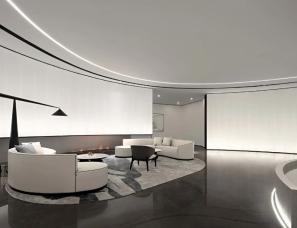 意巢设计--德信·南京仙林智谷营销中心