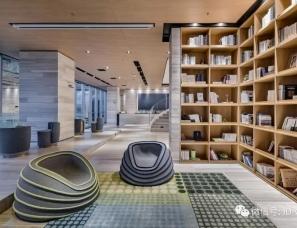 牧笛设计--上海万科·启宸售楼处:意境与旋律共存