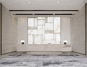 矩阵纵横设计--湛江·卓越维港售楼处