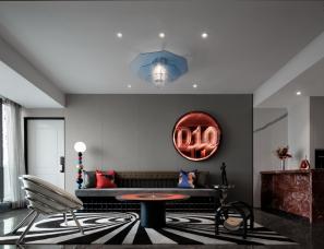 CCD郑中设计+元禾大千--成都新希望D-ONE公寓B7样板间