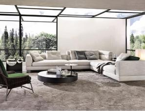 Italian Design :Minotti 2018 Collection 意大利设计:Minotti 2018系列
