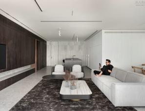 Erez Hyatt设计--示范简约住宅