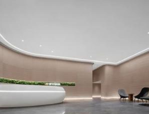 共生形态--广州奥飞文创中心A8栋展示中心