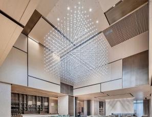 牧笛设计 --融创·盛京宸院销售中心