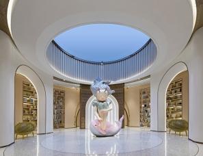盘石设计--漳浦建发玺院儿童会所