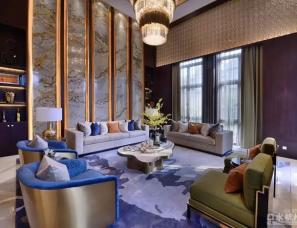 杭州湘湖壹号新亚洲风格样板房,售价6000万的精装别墅
