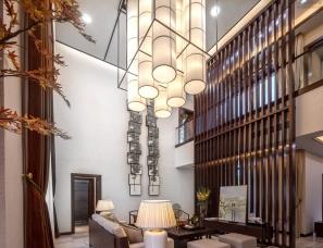 重庆世阆国际丨黔人情韵 —— 多彩贵州城中式别墅样板