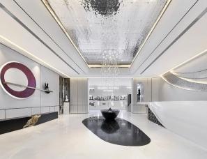 大研建筑设计--济南世茂·长清东王售楼处