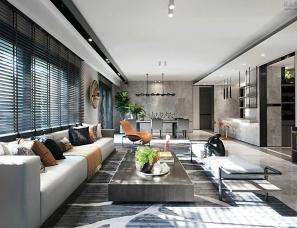 三家知名设计公司联合打造北京金茂府平墅样板间