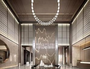 戴勇设计--坤达 · 江山筑销售中心1300㎡