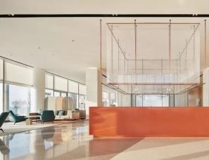 于强室内设计师事务所--中海·汕头黄金海岸生活艺术馆3000㎡