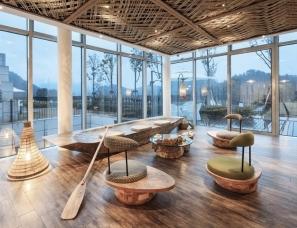 上海唯想建筑设计--云水·格精品Hotel