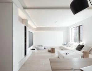 鸿泰设计--温州立体城私宅
