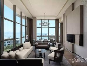 CCD设计--深圳蛇口希尔顿南海翼酒店