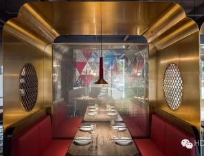 蜂鸟设计--留湘 旧金山湘菜餐厅