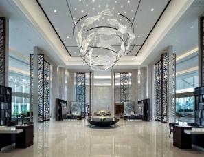 PLD香港刘波设计--四川遂宁万豪酒店