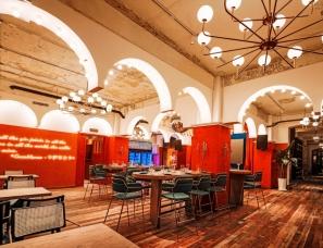 艺科晟设计--1907光影俱乐部有戏精酿酒吧