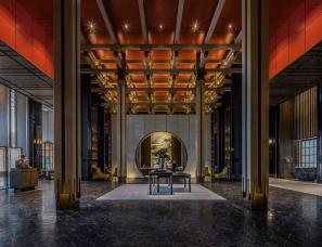 香港CCD设计新作--杭州泛海钓鱼台酒店 | 尽享中国礼遇
