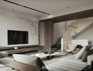 新作 | 800m²萧山别墅设计,演绎至美大宅!