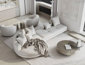 Quadro Room新作--至简设计,至朴生活