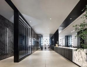 SCD(香港)郑树芬设计--重庆.半岛城邦售楼处