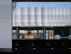 岳蒙设计--云南昆明保利城售楼处及样板间