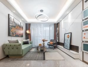 集艾设计+大朴设计--上海阳光城未来悦样板间