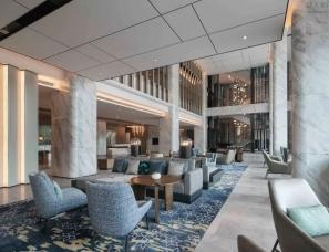 PLD香港刘波设计--深圳同泰万怡酒店