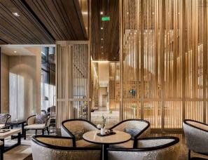 KLID达观国际设计--北京阳光京兆府售楼处