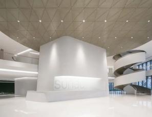 DIA丹健国际设计--融创青岛海洋活力区未来展示中心