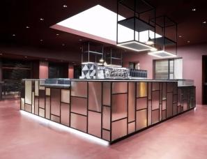 Svetti Architectur Studio--意大利现代风格小酒馆