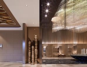 深圳朗联设计--南宁华润二十四城销售中心