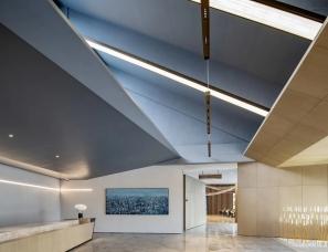 达观国际凌子达设计--华夏幸福·德清孔雀城城市艺术中心