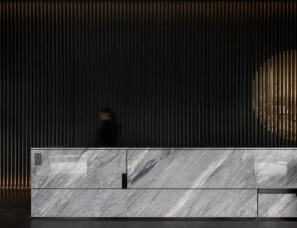 漫思设计--杭州建发·书香印翠售楼处