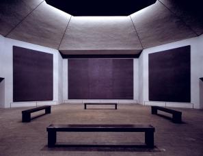 见筑Vol.01--Phillip Johnson x Rothko 教堂