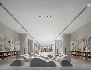 【首发】G&K桂睿诗设计--包头中海望京府售楼处